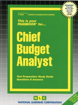 Chief Budget Analyst