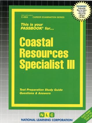Coastal Resources Specialist III