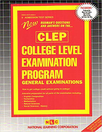 COLLEGE-LEVEL EXAMINATION PROGRAM-GENERAL EXAMINATIONS (CLEP)