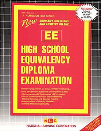 HIGH SCHOOL EQUIVALENCY DIPLOMA EXAMINATION (EE)