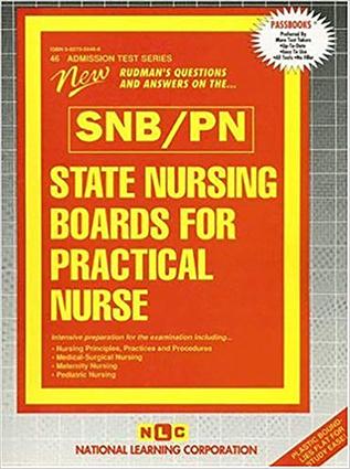 STATE NURSING BOARDS FOR PRACTICAL NURSE (SNB/PN)