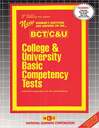 COLLEGE AND UNIVERSITY BASIC COMPETENCY TESTS (BCT/C&U)