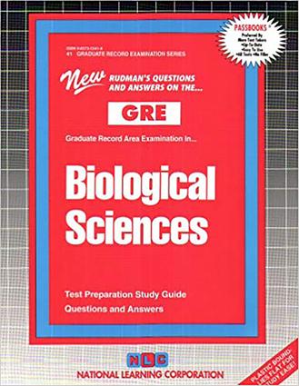 AREA EXAMINATION -- BIOLOGICAL SCIENCES
