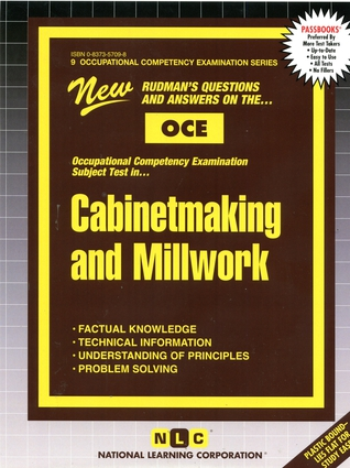 CABINETMAKING AND MILLWORK