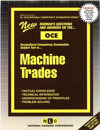 MACHINE TRADES
