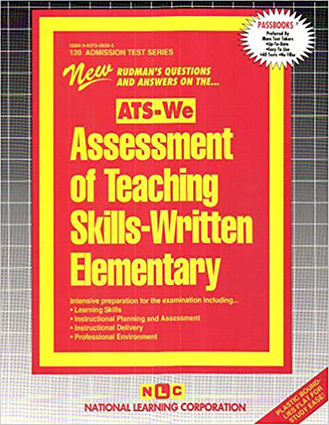 ASSESSMENT OF TEACHING SKILLS-WRITTEN (ELEMENTARY) (ATS-We)