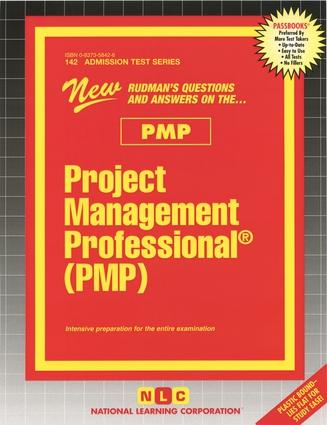 Project Management Professional® (PMP)