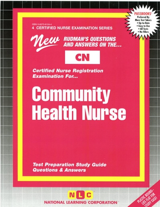 COMMUNITY HEALTH NURSE