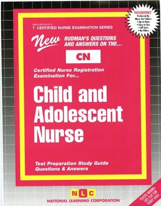 CHILD AND ADOLESCENT NURSE