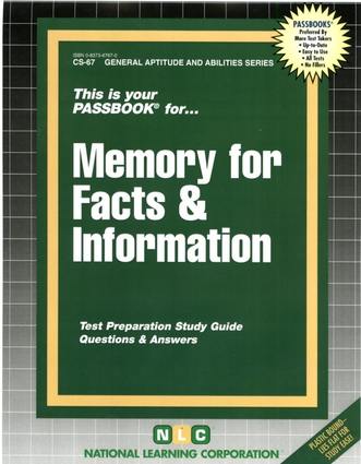 MEMORY FOR FACTS & INFORMATION
