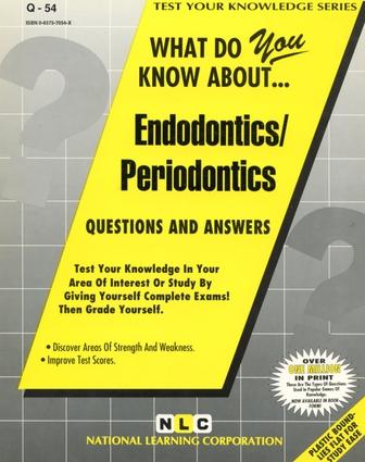 ENDODONTICS/PERIODONTICS