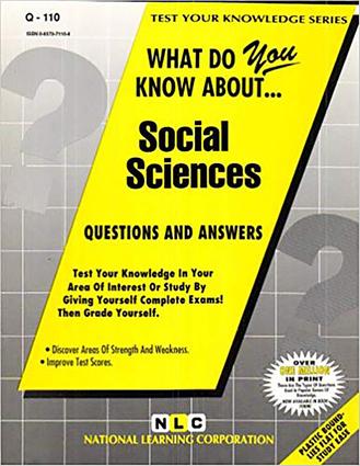 SOCIAL SCIENCES