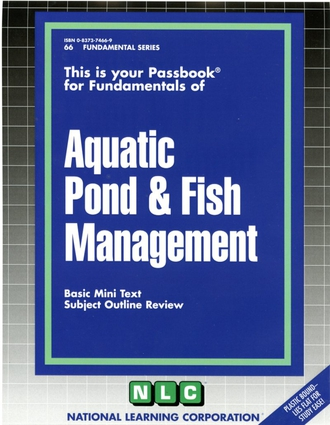 AQUATIC POND & FISH MANAGEMENT