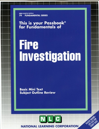 FIRE INVESTIGATION