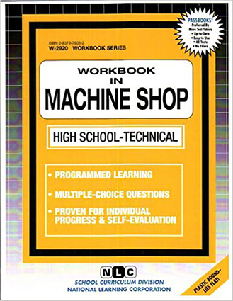 MACHINE SHOP WORKBOOK