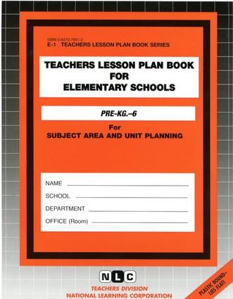 ELEMENTARY SCHOOLS (Pre-K - 6)