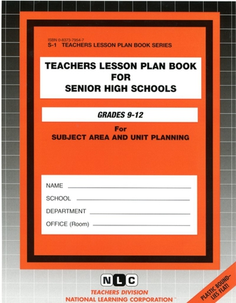 SENIOR HIGH SCHOOLS (9-12)