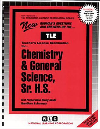 Chemistry & General Science, Sr. H.S.