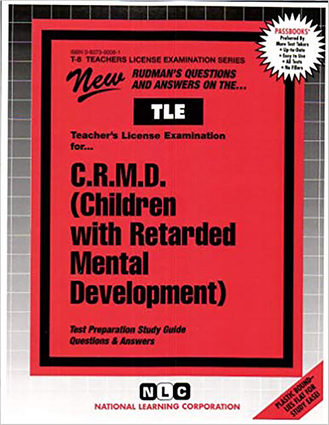 C.R.M.D. (Children with Retarded Mental Development)