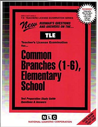Common Branches (1-6), Elementary School