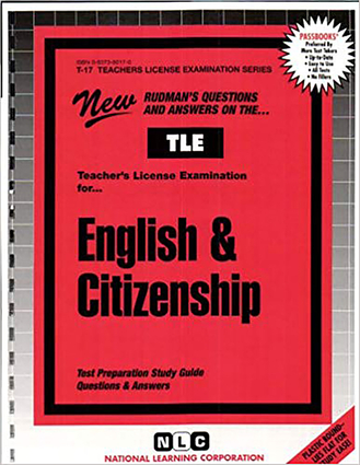 English & Citizenship