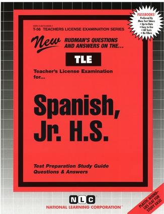 Spanish, Jr. H.S.
