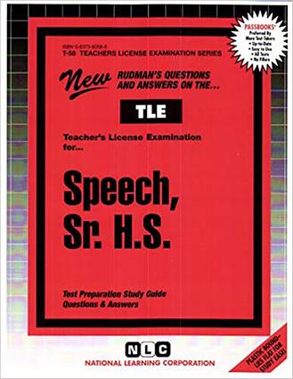 Speech, Sr. H.S.