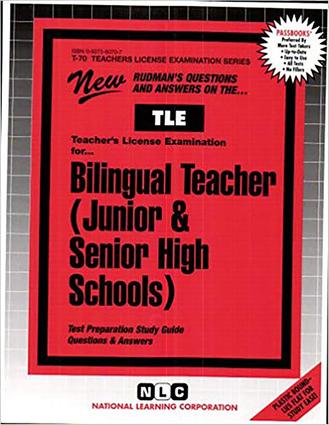 Bilingual Teacher (Jr. & Sr. H.S.)