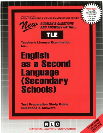 English as a Second Language (Secondary Schools)