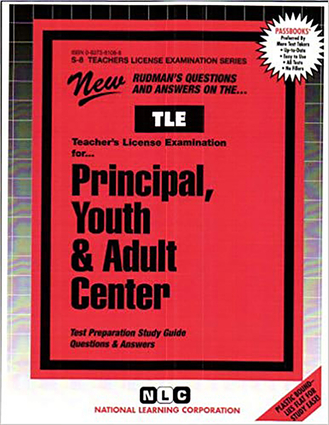 Principal, Youth & Adult Center