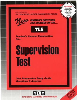 Supervision Test