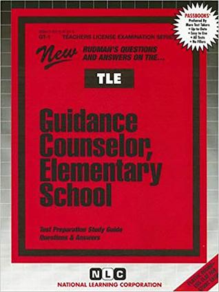 Guidance Counselor, Elementary School