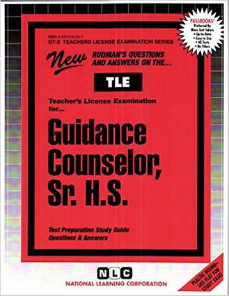 Guidance Counselor, Sr. H.S.