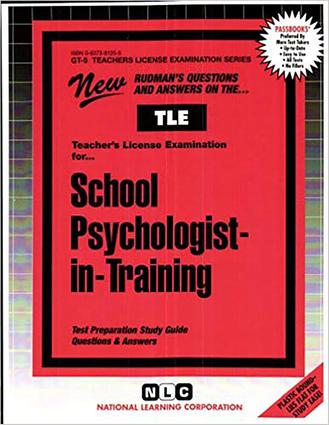 School Psychologist-In-Training