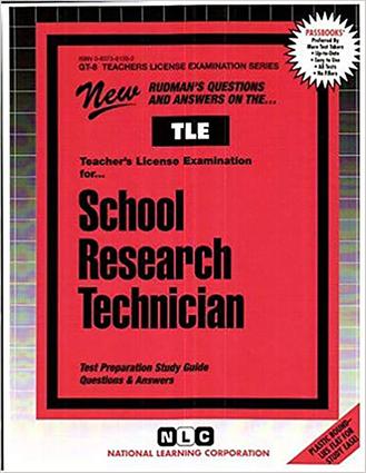 School Research Technician