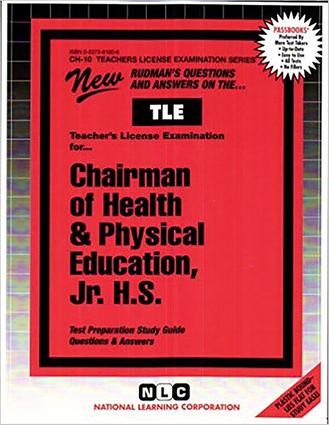 Health & Physical Education, Jr. H.S.