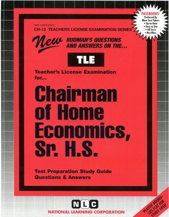Home Economics, Sr. H.S.