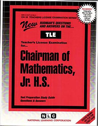 Mathematics, Jr. H.S.