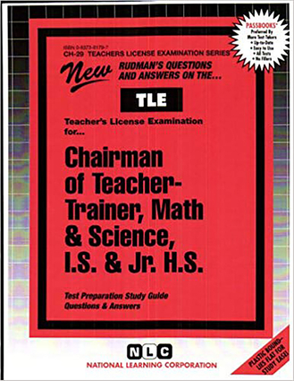 Teacher-Trainer, Math & Science, I.S. & Jr. H.S.