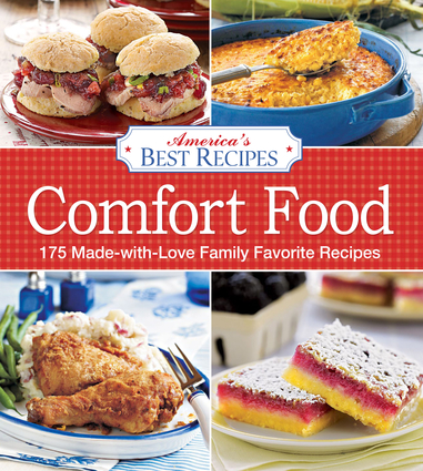 America's Best Recipes Comfort Food