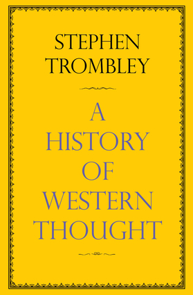 A History of Western Thought
