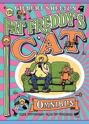Fat Freddy's Cat Omnibus