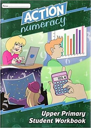 Action Numeracy Upper Primary Student Workbook