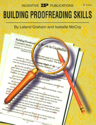 Academic writing proofreading exercise
