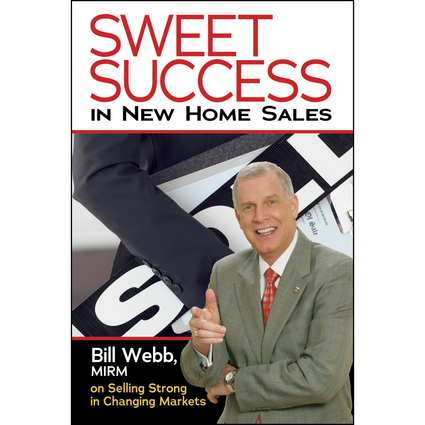 Sweet Success In New Home Sales