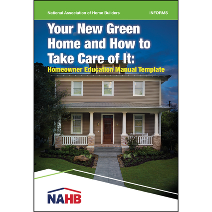 Your New Green Home and How to Take Care of It
