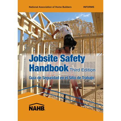 Jobsite Safety Handbook, Third Edition, English-Spanish