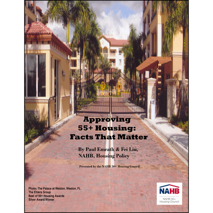 Approving 55+ Housing: Facts That Matter