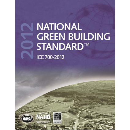 National Green Building Standard ICC-700 2012