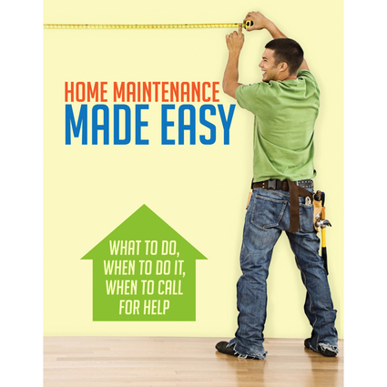 Home Maintenance Made Easy